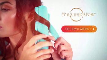 The Sleep Styler TV Spot, 'Wake Up to Bombshell Curls' Feat. Lori Greiner - Thumbnail 2