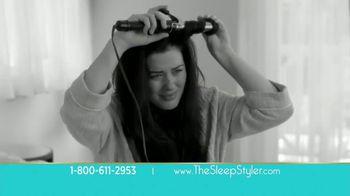 The Sleep Styler TV Spot, 'Wake Up to Bombshell Curls' Feat. Lori Greiner - Thumbnail 5