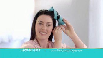 The Sleep Styler TV Spot, 'Wake Up to Bombshell Curls' Feat. Lori Greiner - Thumbnail 6