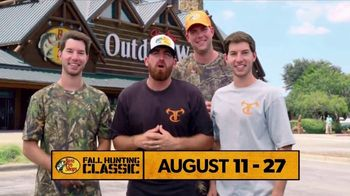 Bass Pro Shops Fall Hunting Classic TV Spot, 'Rangefinders' - Thumbnail 6