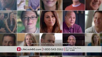 LifeLock TV Spot, 'Faces V4.1B' - Thumbnail 4