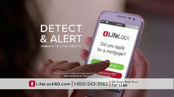LifeLock TV Spot, 'Faces V4.1B' - Thumbnail 5