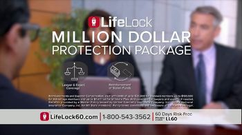 LifeLock TV Spot, 'Faces V4.1B'
