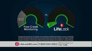 LifeLock TV Spot, 'Faces V4.1B' - Thumbnail 7