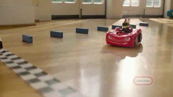 Little Tikes RC Bumper Cars TV Spot, 'Double the Fun'