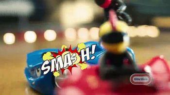 Little Tikes RC Bumper Cars TV Spot, 'Double the Fun' - Thumbnail 3