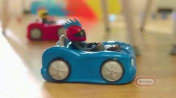 Little Tikes RC Bumper Cars TV Spot, 'Double the Fun' - Thumbnail 4