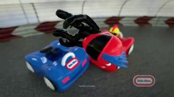 Little Tikes RC Bumper Cars TV Spot, 'Double the Fun' - Thumbnail 6