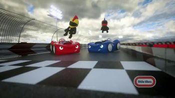 Little Tikes RC Bumper Cars TV Spot, 'Double the Fun' - Thumbnail 8