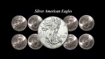 Silver American Eagles thumbnail