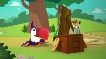 Animal Jam TV Spot, 'Masterpiece' - Thumbnail 4