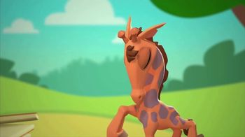 Animal Jam TV Spot, 'Masterpiece' - Thumbnail 5