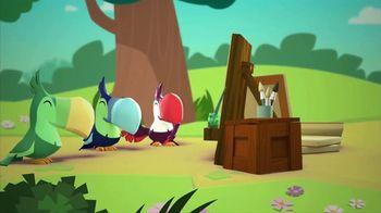 Animal Jam TV Spot, 'Masterpiece' - Thumbnail 8