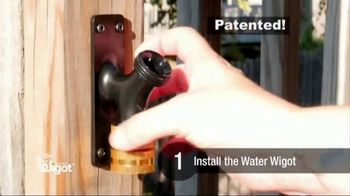 Water Wigot TV Spot, 'Water Wherever You Need It' - Thumbnail 3