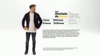 Sprint Unlimited TV Spot, 'Hazle caso' con Prince Royce [Spanish] - 380 commercial airings
