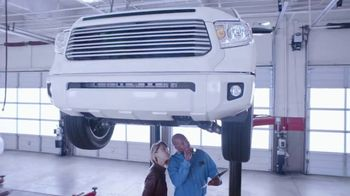 Firestone Complete Auto Care TV Spot, 'Lift: VISA Prepaid Card' - Thumbnail 1