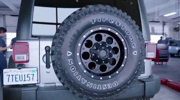 Firestone Complete Auto Care TV Spot, 'Lift: VISA Prepaid Card' - Thumbnail 5
