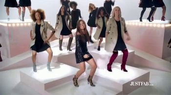 JustFab.com TV Spot, 'Bootsical: Boot Season Is Here'