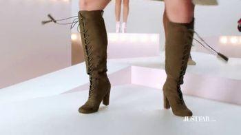 JustFab.com TV Spot, 'Bootsical: Boot Season Is Here' - Thumbnail 6