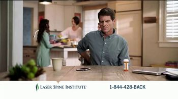 Laser Spine Institute TV Spot, 'Curtis Stand Tall'