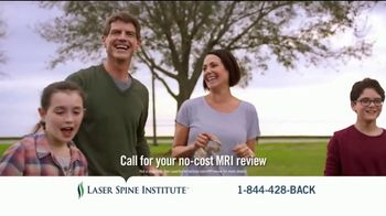 Laser Spine Institute TV Spot, 'Curtis Stand Tall' - Thumbnail 10