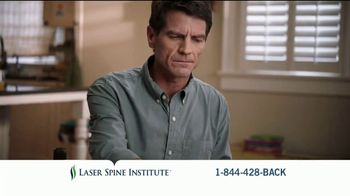 Laser Spine Institute TV Spot, 'Curtis Stand Tall' - Thumbnail 2