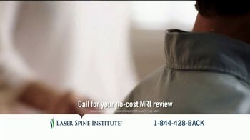 Laser Spine Institute TV Spot, 'Curtis Stand Tall' - Thumbnail 4