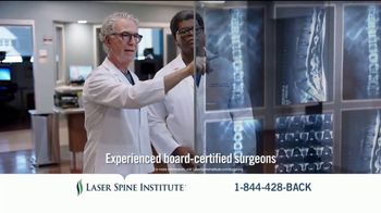 Laser Spine Institute TV Spot, 'Curtis Stand Tall' - Thumbnail 5