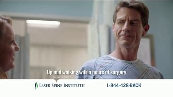 Laser Spine Institute TV Spot, 'Curtis Stand Tall' - Thumbnail 6