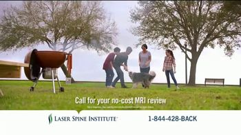 Laser Spine Institute TV Spot, 'Curtis Stand Tall' - Thumbnail 9
