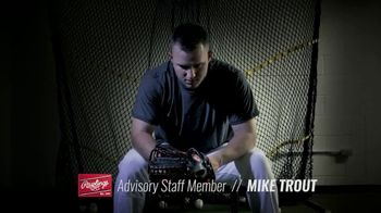 Rawlings TV Spot, 'Dream Bigs' Featuring Mike Trout - Thumbnail 2