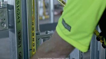 DEWALT XP Tape Measure TV Spot, 'Toughness' Featuring Silvano Alves - Thumbnail 5