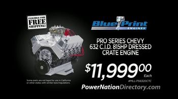PowerNation Directory TV Spot, 'Exhaust System, Crate Engine and Winches' - Thumbnail 3