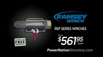 PowerNation Directory TV Spot, 'Exhaust System, Crate Engine and Winches' - Thumbnail 5