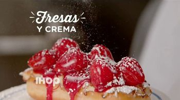 IHOP French Toasted Donuts TV Spot, 'Deténgase un momento' [Spanish] - Thumbnail 1