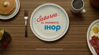IHOP French Toasted Donuts TV Spot, 'Deténgase un momento' [Spanish] - Thumbnail 10