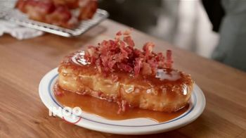 IHOP French Toasted Donuts TV Spot, 'Deténgase un momento' [Spanish] - Thumbnail 5