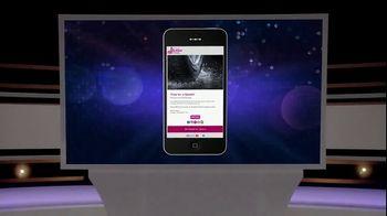 GoDaddy GoCentral TV Spot, 'ABC: Social Media Excitement' - Thumbnail 6