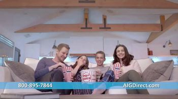 AIG Direct Term Life Insurance TV Spot, 'Family Means Everything'