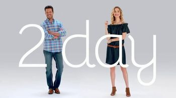 Stein Mart 2-Day Sale TV Spot, 'Fashion for Women, Men and Home' - 259 commercial airings
