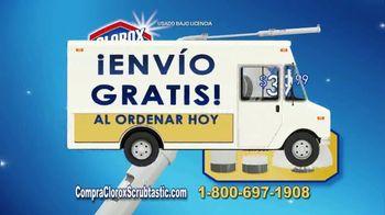 Clorox Scrubtastic Power Scrubber TV Spot, 'Sin esfuerzo' [Spanish] - Thumbnail 9