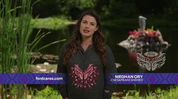 Ford Warriors in Pink TV Spot, 'Show Your Support' Featuring Meghan Ory