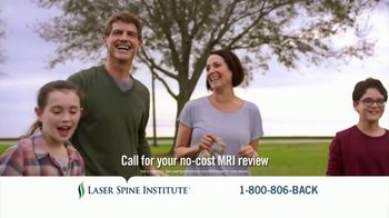 Laser Spine Institute TV Spot, 'Jerry Stand Tall' - Thumbnail 10