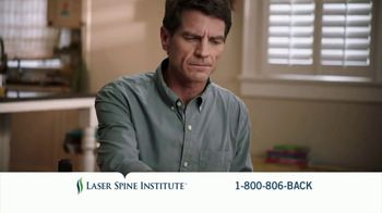Laser Spine Institute TV Spot, 'Jerry Stand Tall' - Thumbnail 2