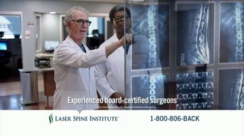 Laser Spine Institute TV Spot, 'Jerry Stand Tall' - Thumbnail 5