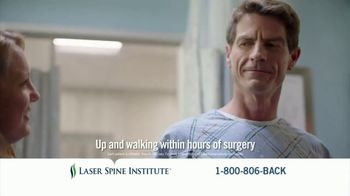 Laser Spine Institute TV Spot, 'Jerry Stand Tall' - Thumbnail 6