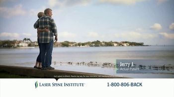 Laser Spine Institute TV Spot, 'Jerry Stand Tall' - Thumbnail 7