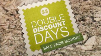 La-Z-Boy Double Discount Days TV Spot, \'Cozy to Spacious\'