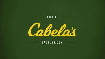 Cabela's Outdoorsman Remote-Start Generator TV Spot, 'Quiet Confidence' - Thumbnail 8