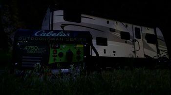 Cabela's Outdoorsman Remote-Start Generator TV Spot, 'Quiet Confidence' - Thumbnail 5